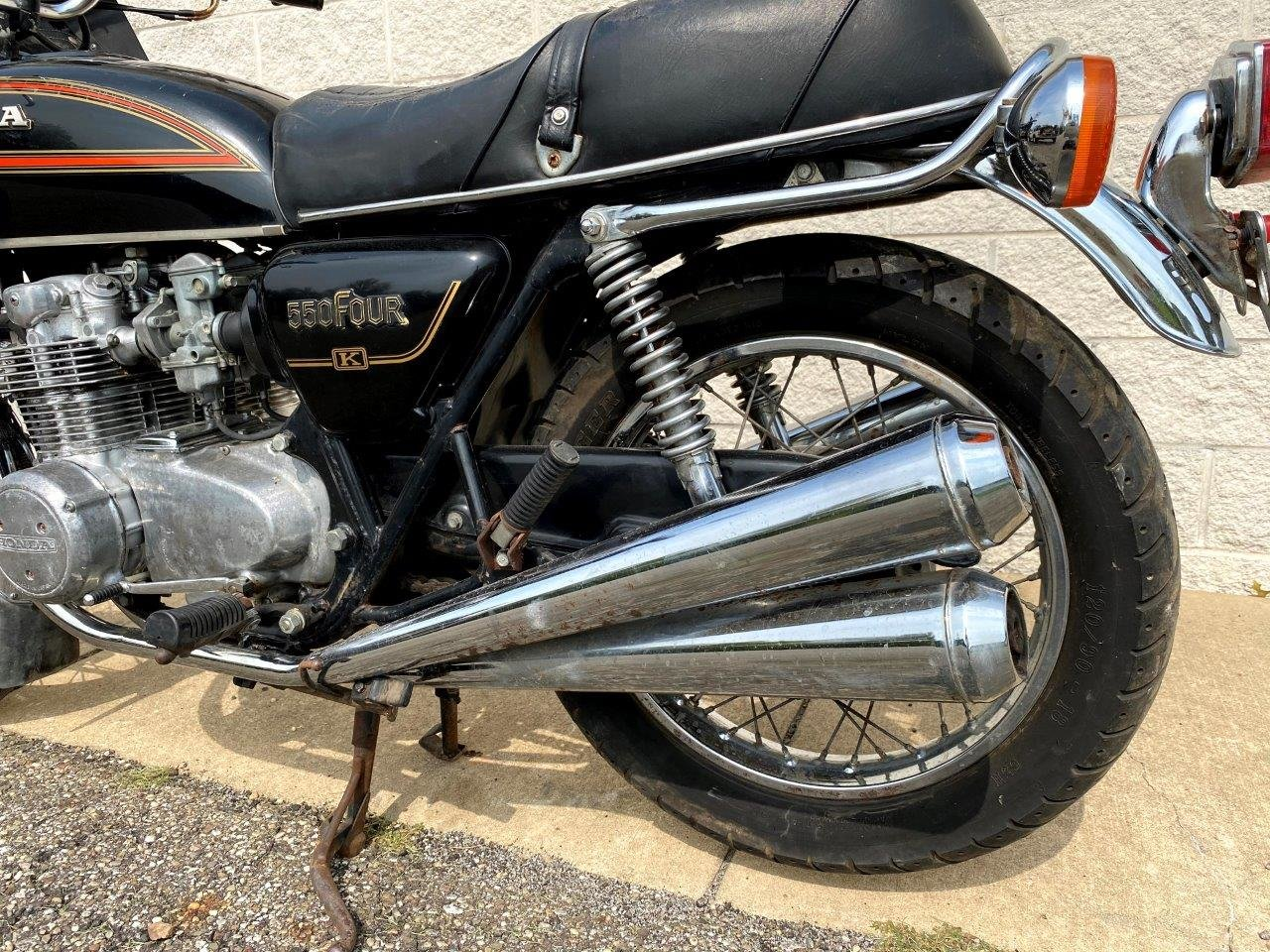 1978 Honda CB550K3 For Sale (picture 3 of 6)