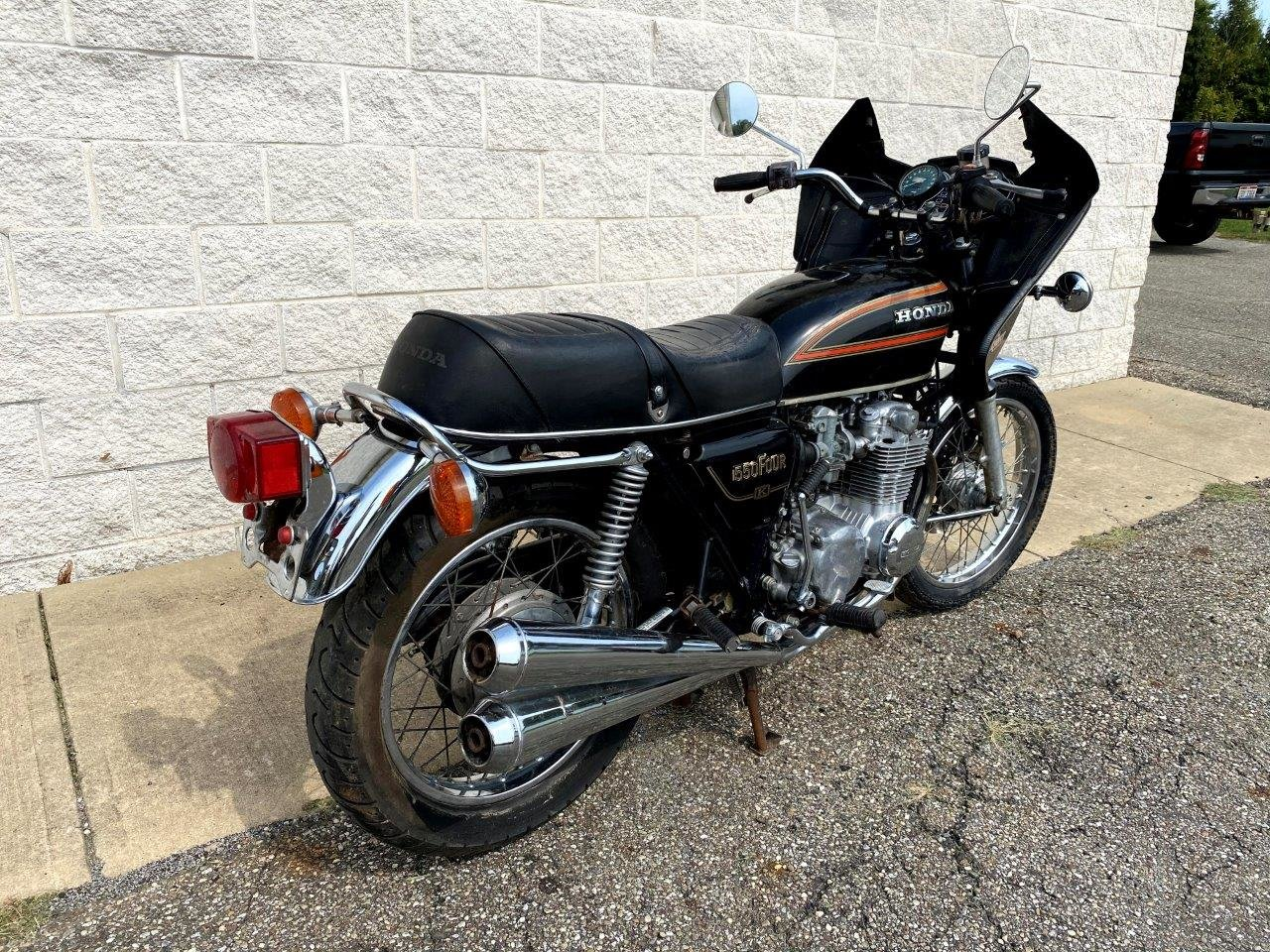 1978 Honda CB550K3 For Sale (picture 4 of 6)