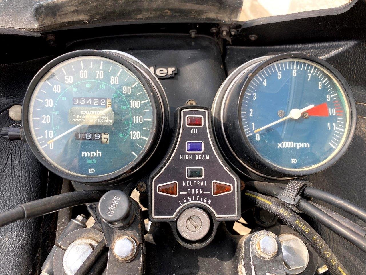 1978 Honda CB550K3 For Sale (picture 6 of 6)
