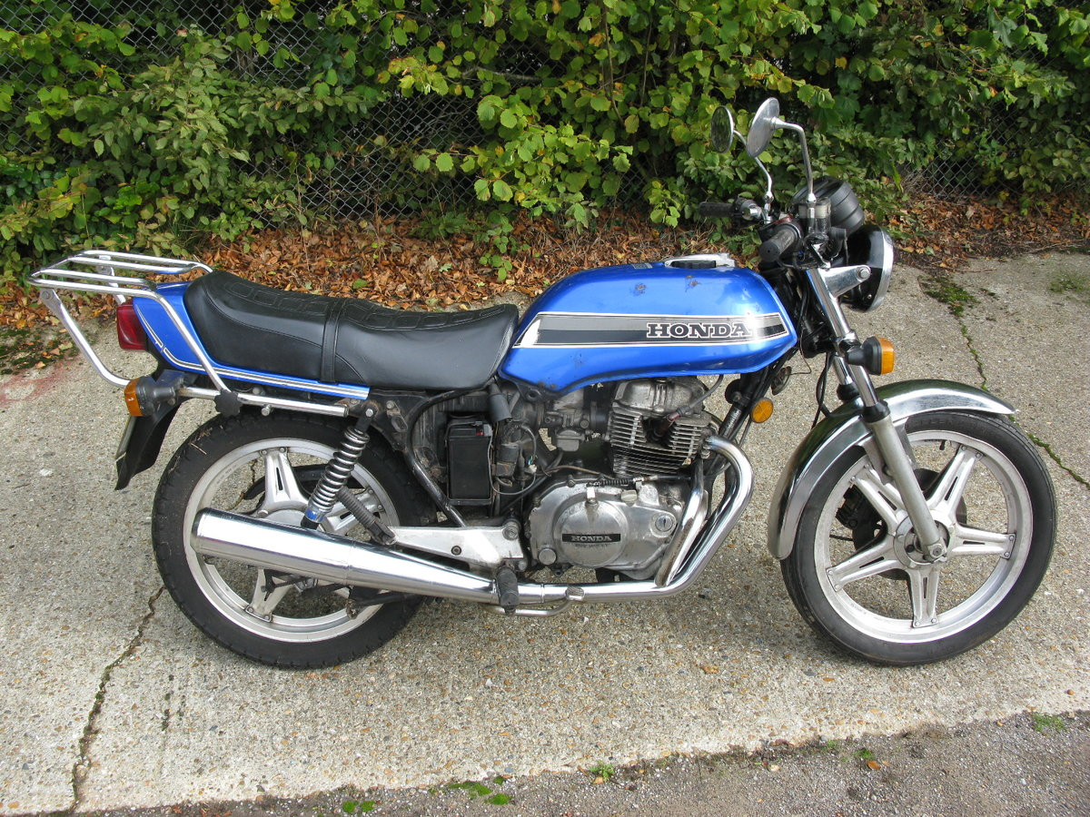 1980 Honda 250N Super Dream For Sale by Auction (picture 1 of 5)