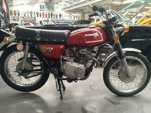 Lot 123 - A 1972 Honda CL175 - 28/10/2020