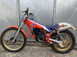 Picture of 1986 HONDA TLR 200 TWIN SHOCK TRIALS FRAME MODS DONE REGD + V5