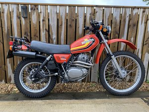 Picture of 1980 HONDA XL 250 S CLASSIC TRAIL TRIALS ENDURO BIKE £4295 PX For Sale