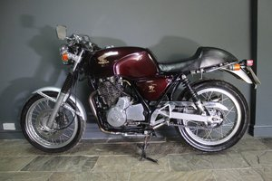 Picture of 1989  Honda GB 500 TT  500 cc Four Stroke Single