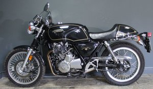 Picture of 1989 Honda GB500 USA only model. Rare  3000 miles SOLD