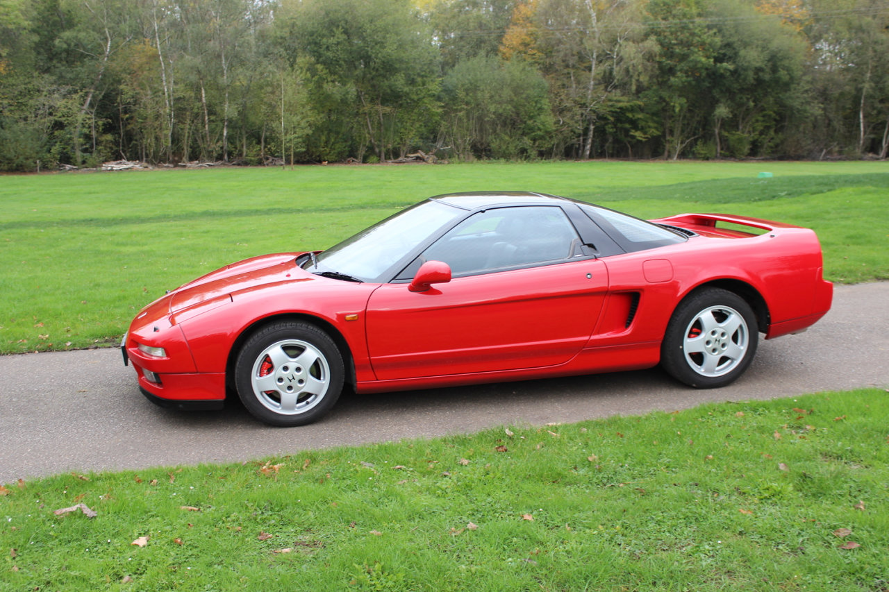 HONDA NSX COUPE MANUAL (1991) For Sale (picture 1 of 6)