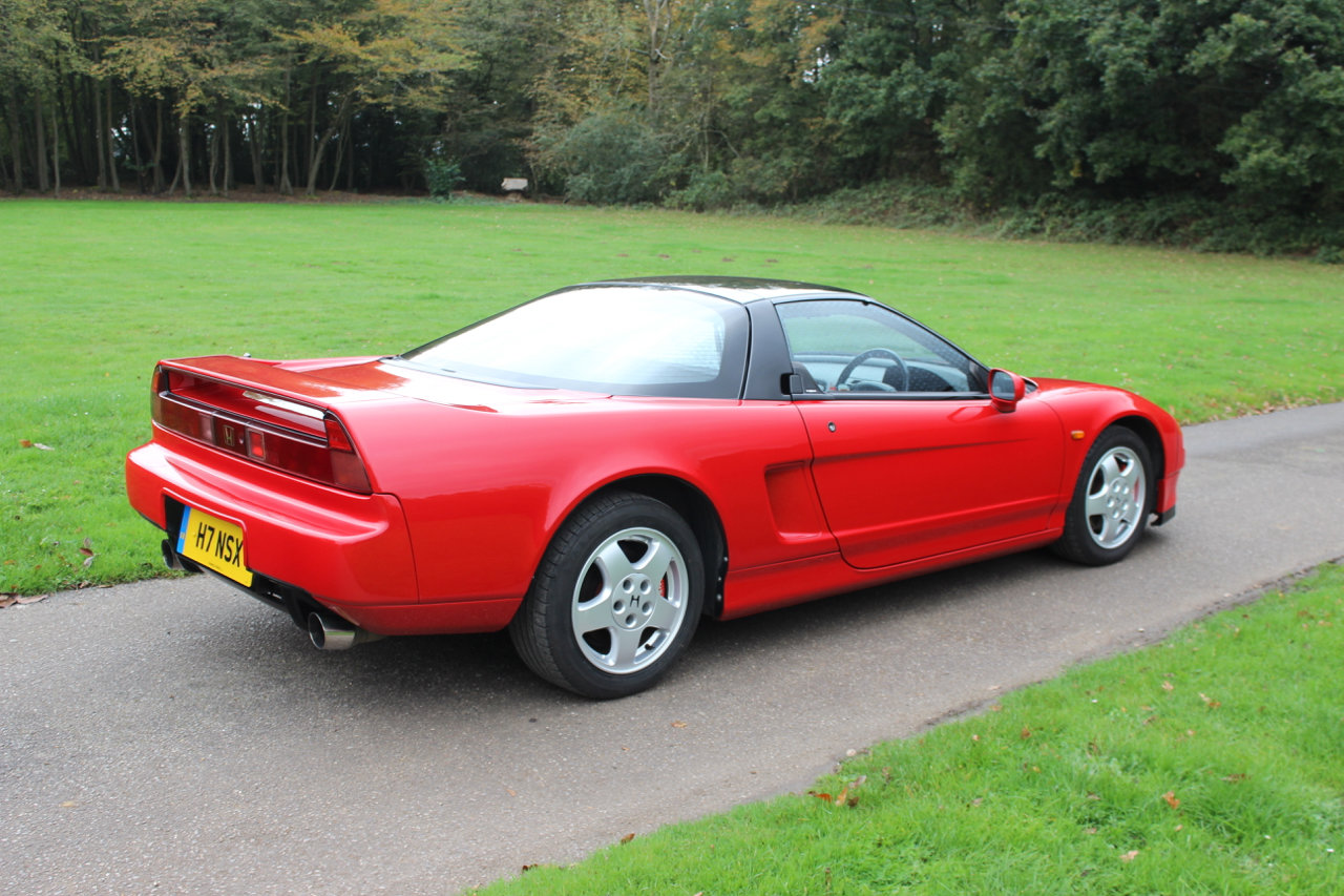HONDA NSX COUPE MANUAL (1991) For Sale (picture 2 of 6)