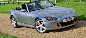 Picture of 2008 LOVELY  FSH  SYNCHRO  SILVER  S2000