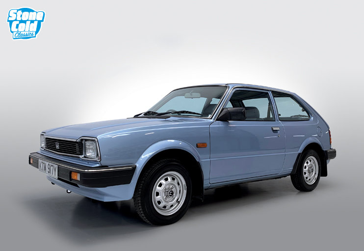 1982 Honda Civic 1.3 Auto • 31,570 miles • 4 owners For Sale (picture 1 of 10)