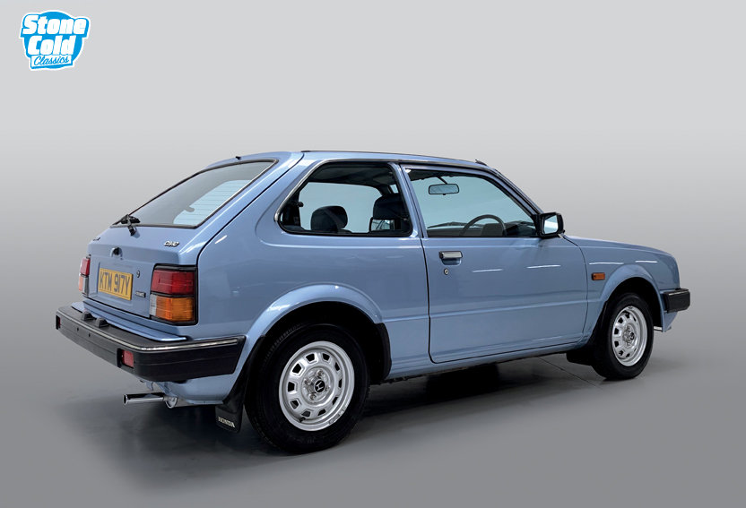 1982 Honda Civic 1.3 Auto • 31,570 miles • 4 owners For Sale (picture 2 of 10)