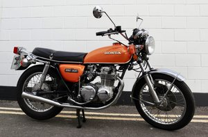 1974 Honda CB550 Four - In Great Condition