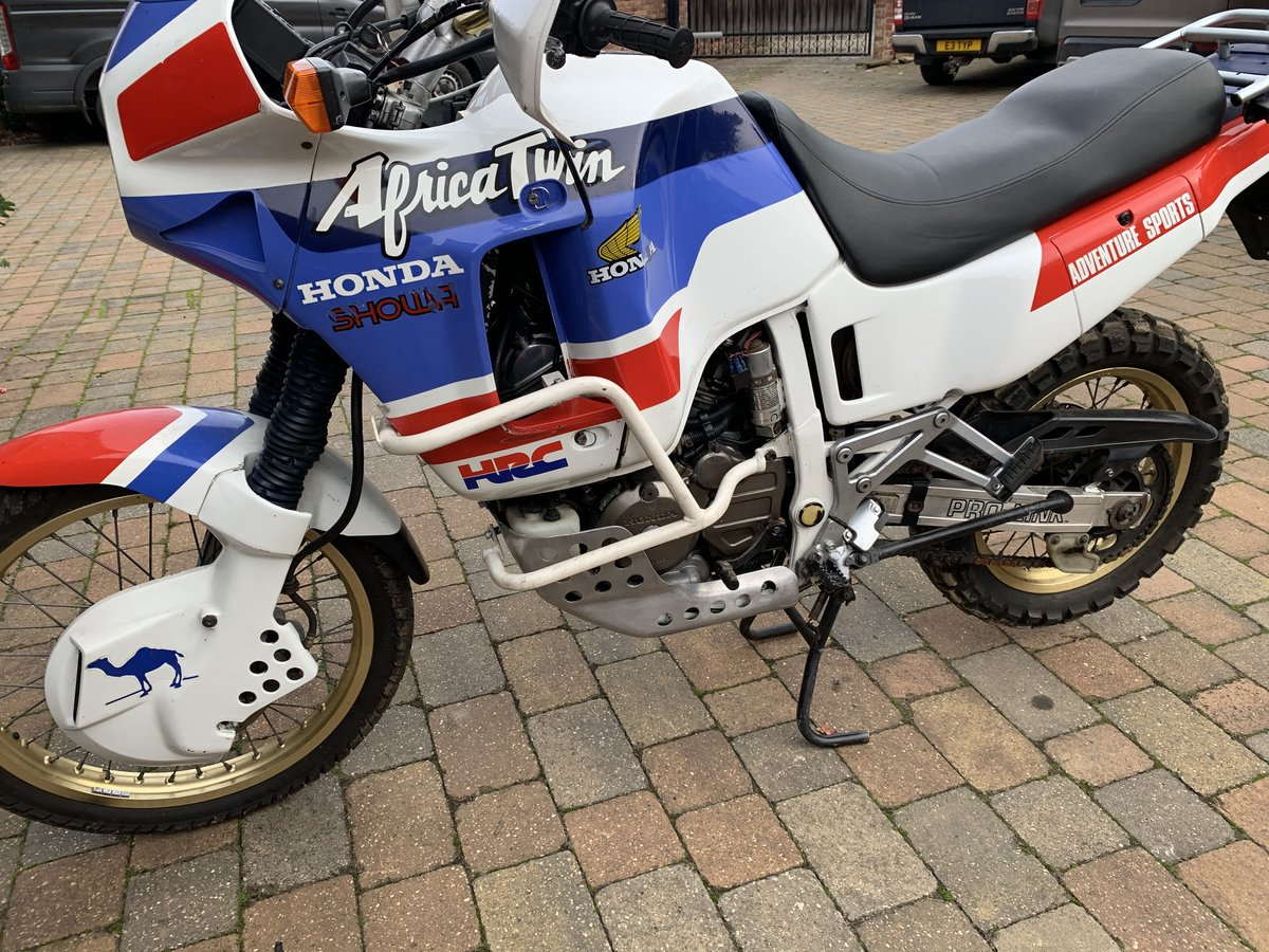 1989 Honda Africa Twin XRV650 RD03 For Sale (picture 2 of 4)