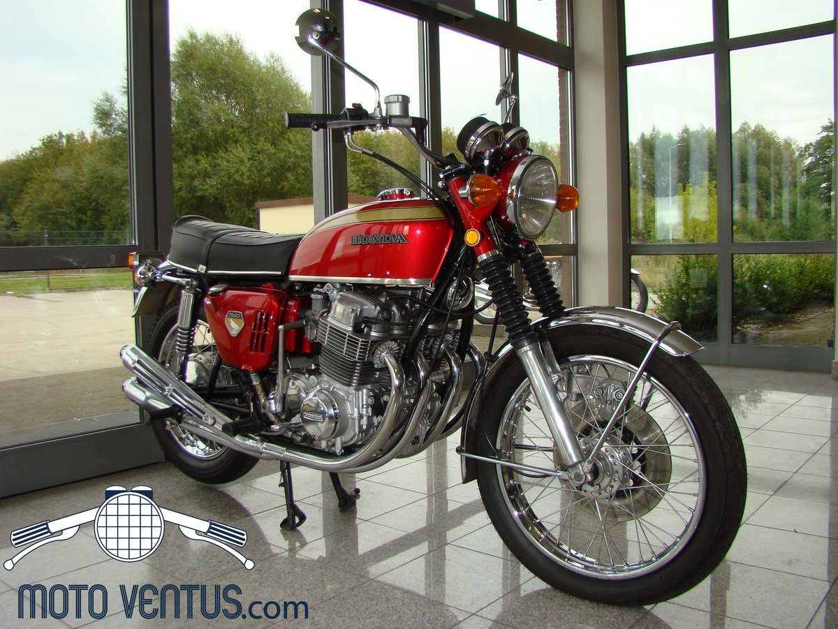 HONDA CB750 FOUR K0 1970 VIDEO !! For Sale (picture 1 of 12)