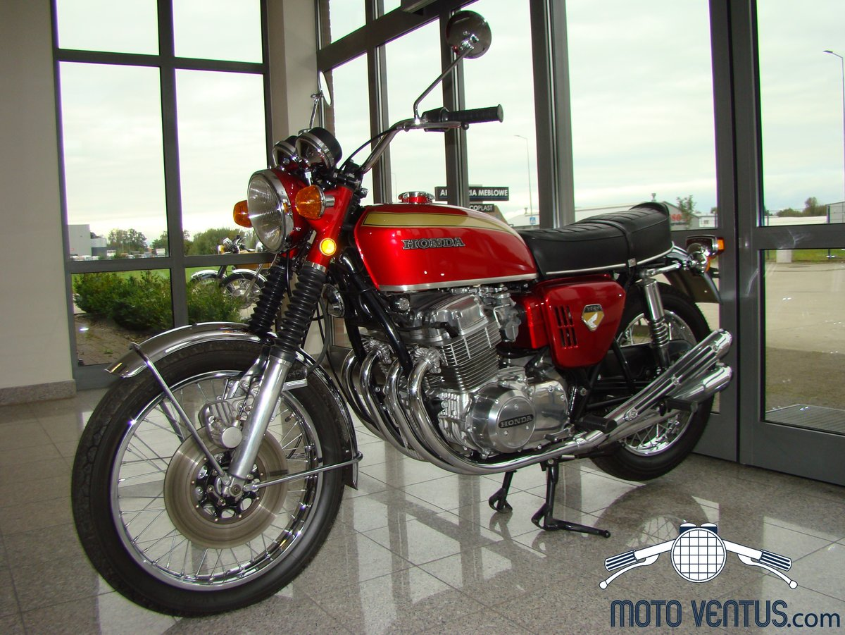HONDA CB750 FOUR K0 1970 VIDEO !! For Sale (picture 2 of 6)