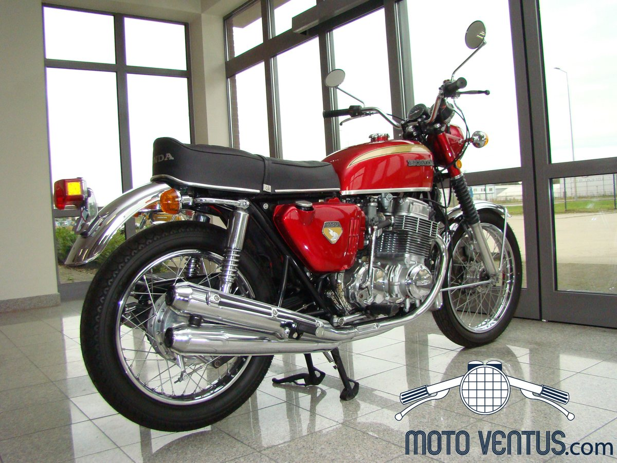 HONDA CB750 FOUR K0 1970 VIDEO !! For Sale (picture 3 of 6)