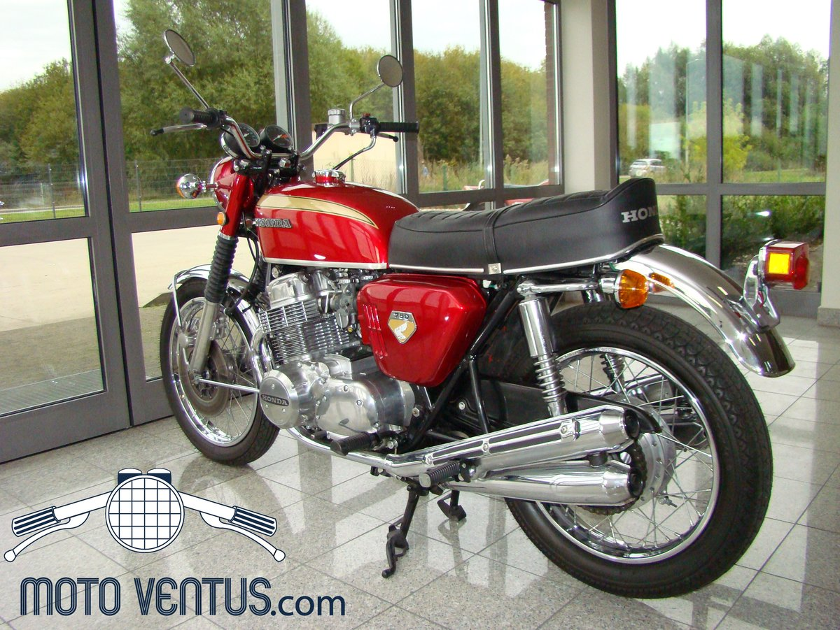 HONDA CB750 FOUR K0 1970 VIDEO !! For Sale (picture 4 of 6)