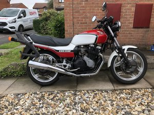 HONDA CBX550 1982 - Great Winter Project