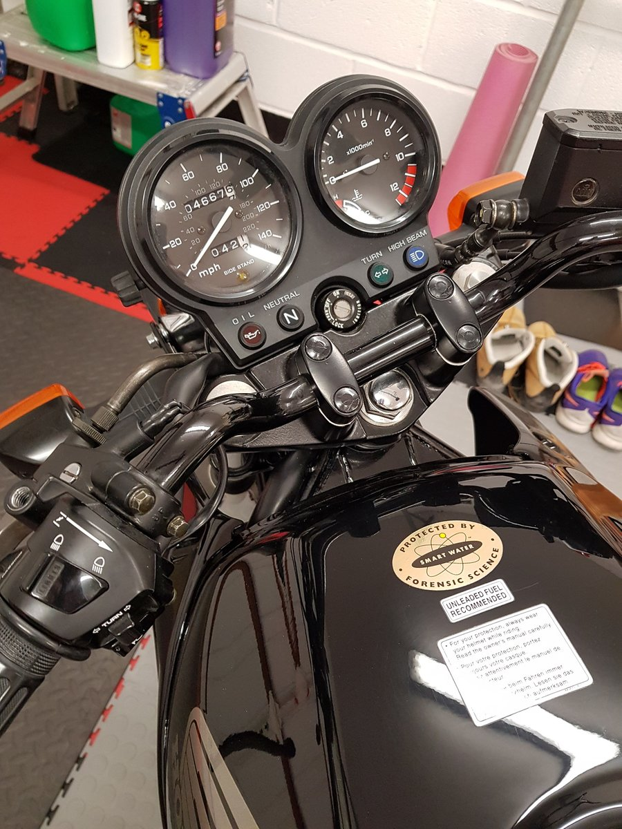 2003 Honda CB500Y Amazing for year........ SOLD (picture 2 of 6)