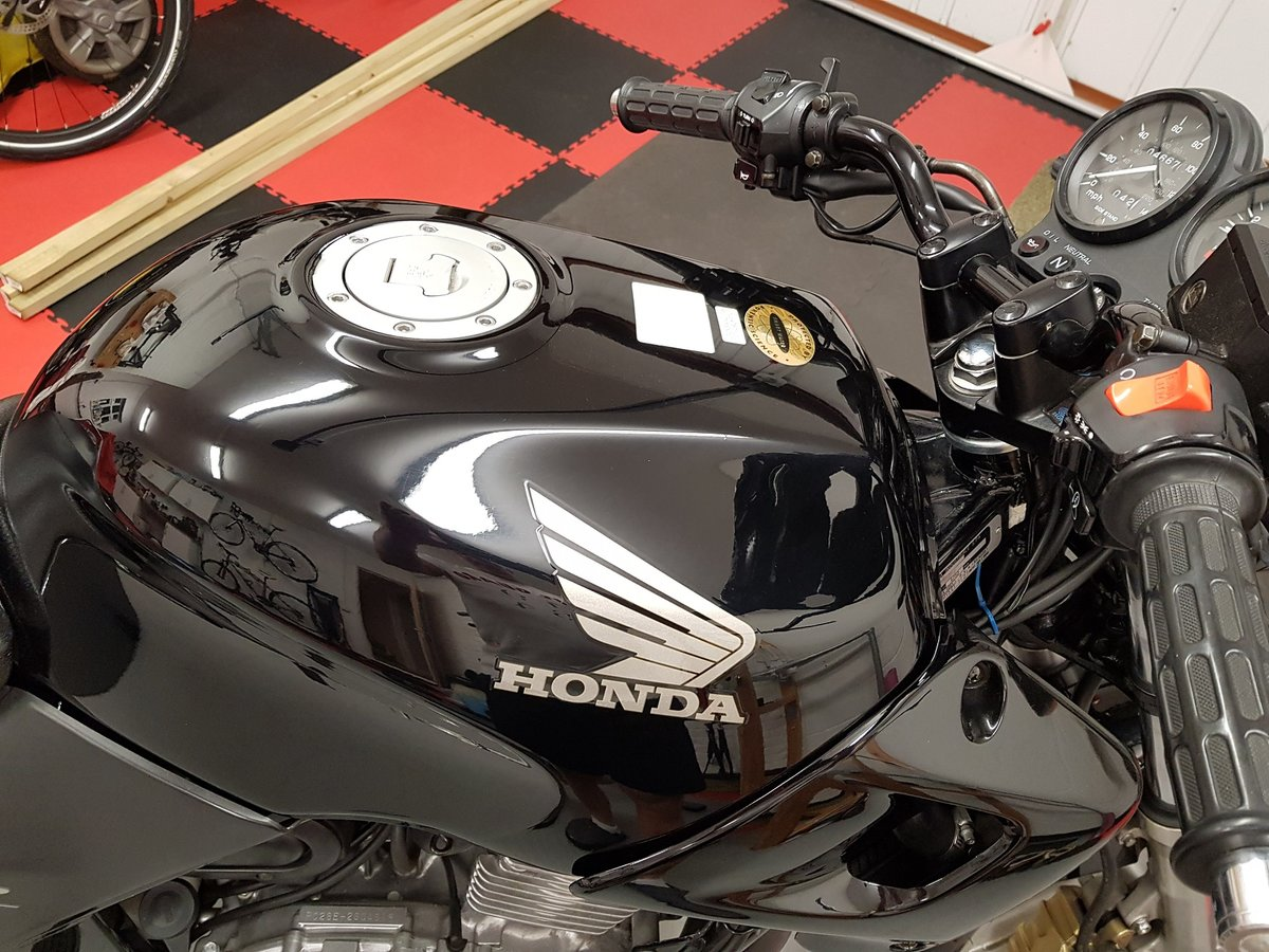 2003 Honda CB500Y Amazing for year........ SOLD (picture 6 of 6)
