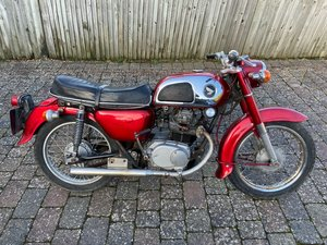 Picture of 1970 Honda cd 175