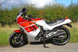 Honda CBX750 Bol D`or - Registered new in the UK