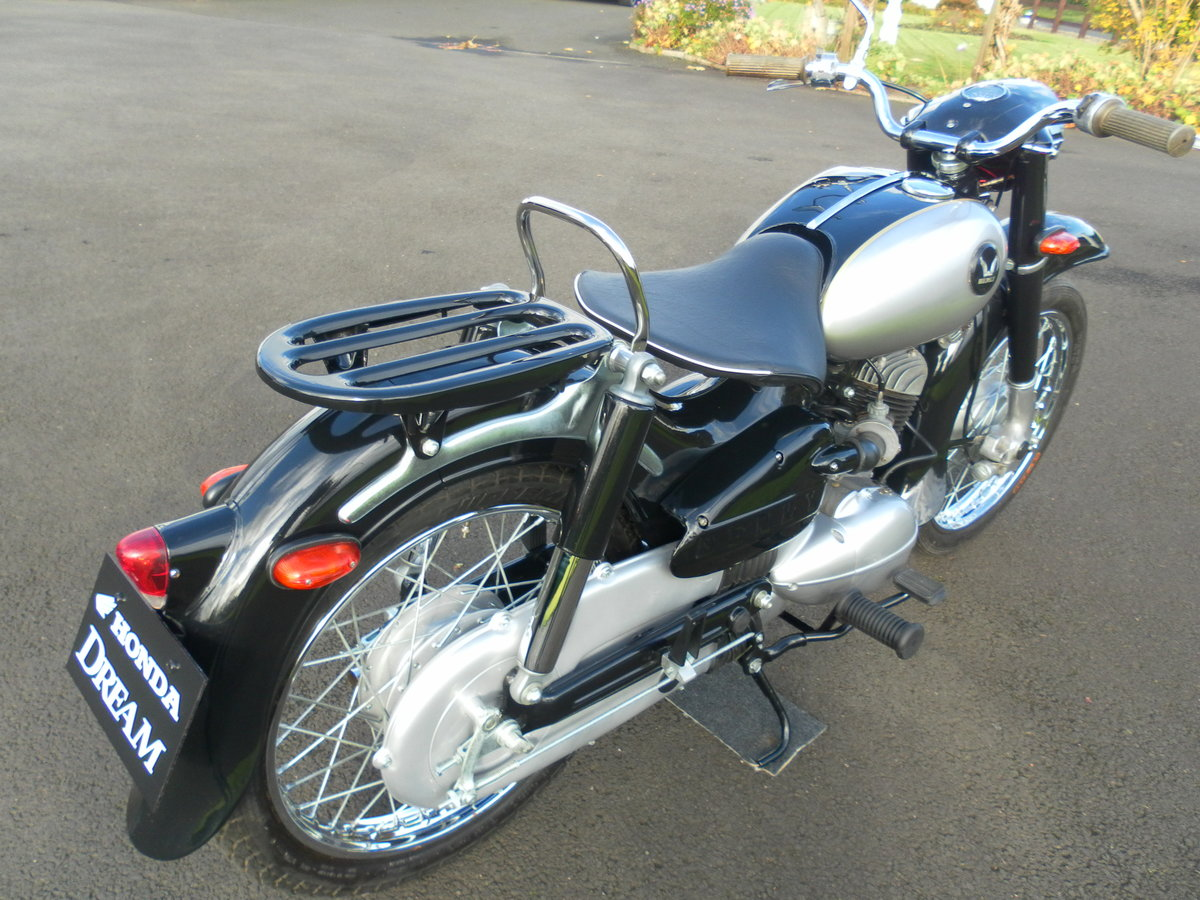 1958 125 BENLY Motorcycle For Sale (picture 3 of 6)