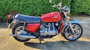 1976 Honda Gold Wing 1000cc.