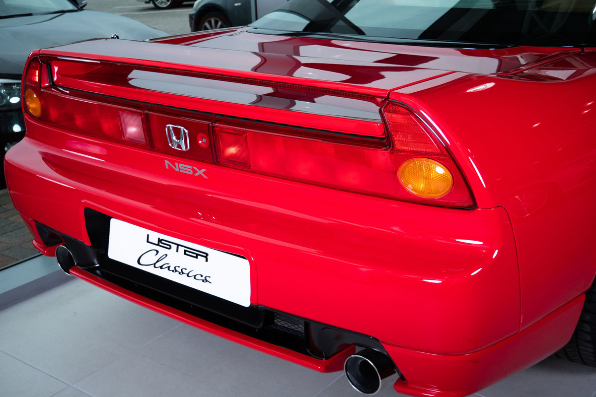 2005 Honda NSX 3.2i For Sale | Car And Classic