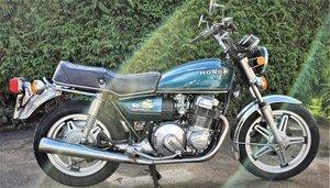 1978 Honda CB750 Automatic, 736cc.