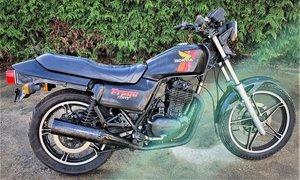 1982 Honda FT500, 500cc.