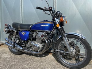 Picture of 1975 HONDA CB 750 FOUR LOVLEY ORIGINAL BIKE £7995 ONO PX K2 K3 K4 For Sale