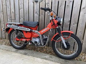 Picture of 1979 HONDA CT C 90 TRAIL MINTER CLASSIC BIKE £3795 OFFERS PX For Sale