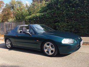 Picture of 1994 A Very Special UK CRX DEL SOL 82k FSH