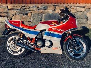Honda CB900F 'R' - Beautiful 80's Race Rep