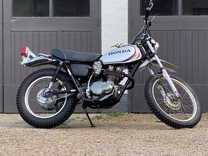 Picture of 1972 Honda XL250 KO MotorSport For Sale