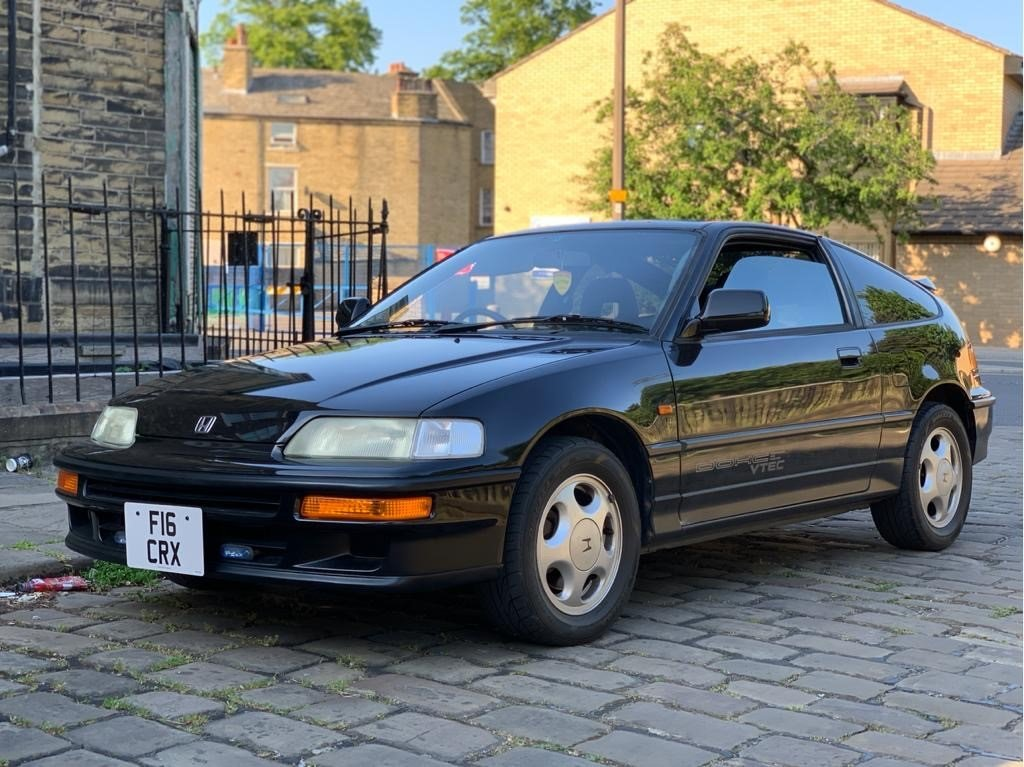 Picture of 1991 HONDA CRX V-TEC SIR, EF8, F16 CRX For Sale