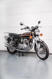 Immaculate Honda CB550