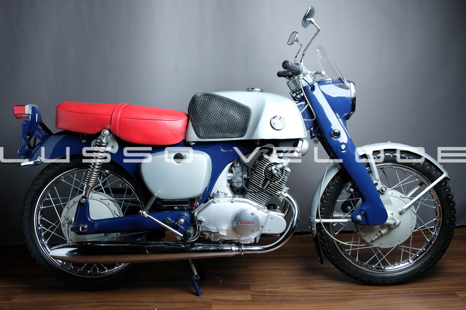 1964 Honda CB92 Benly 125 For Sale (picture 1 of 6)