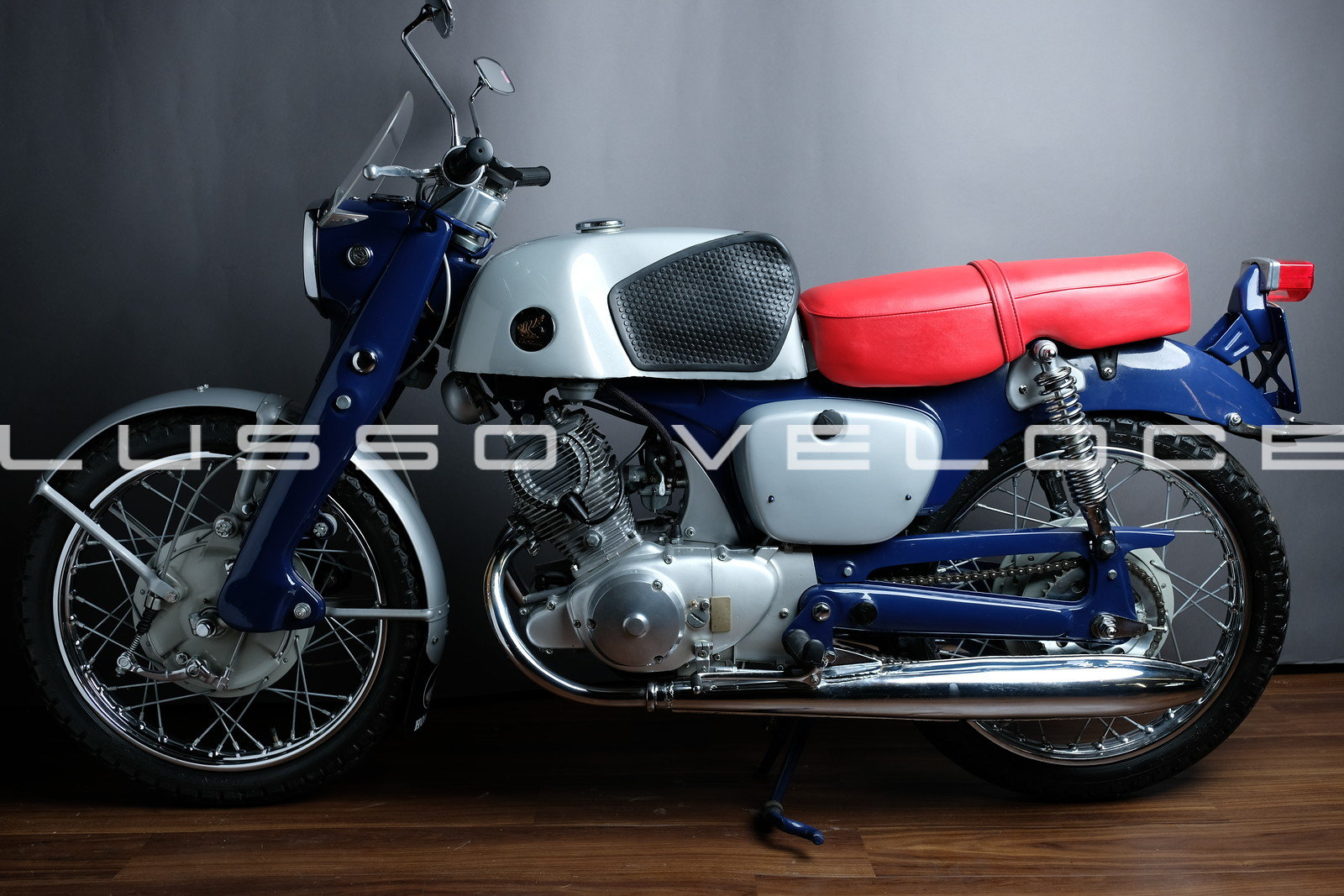 1964 Honda CB92 Benly 125 For Sale (picture 2 of 6)