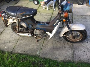 Picture of 1974 Honda chaly 70cc