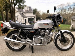 Picture of 1980 CBX1000Z UK bike superb For Sale
