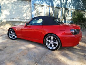 Honda S2000, 2 owners full history,CLEAN