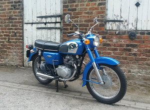Picture of 1976 Honda CD 175