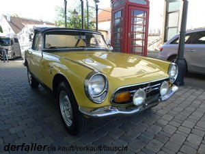 Picture of 1968 Honda S800 Cabrio in unrestauriertem Zustand