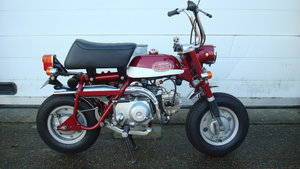 Picture of HONDA Z50 Z MONKEY BIKE 1971 JDM MODEL SOLD