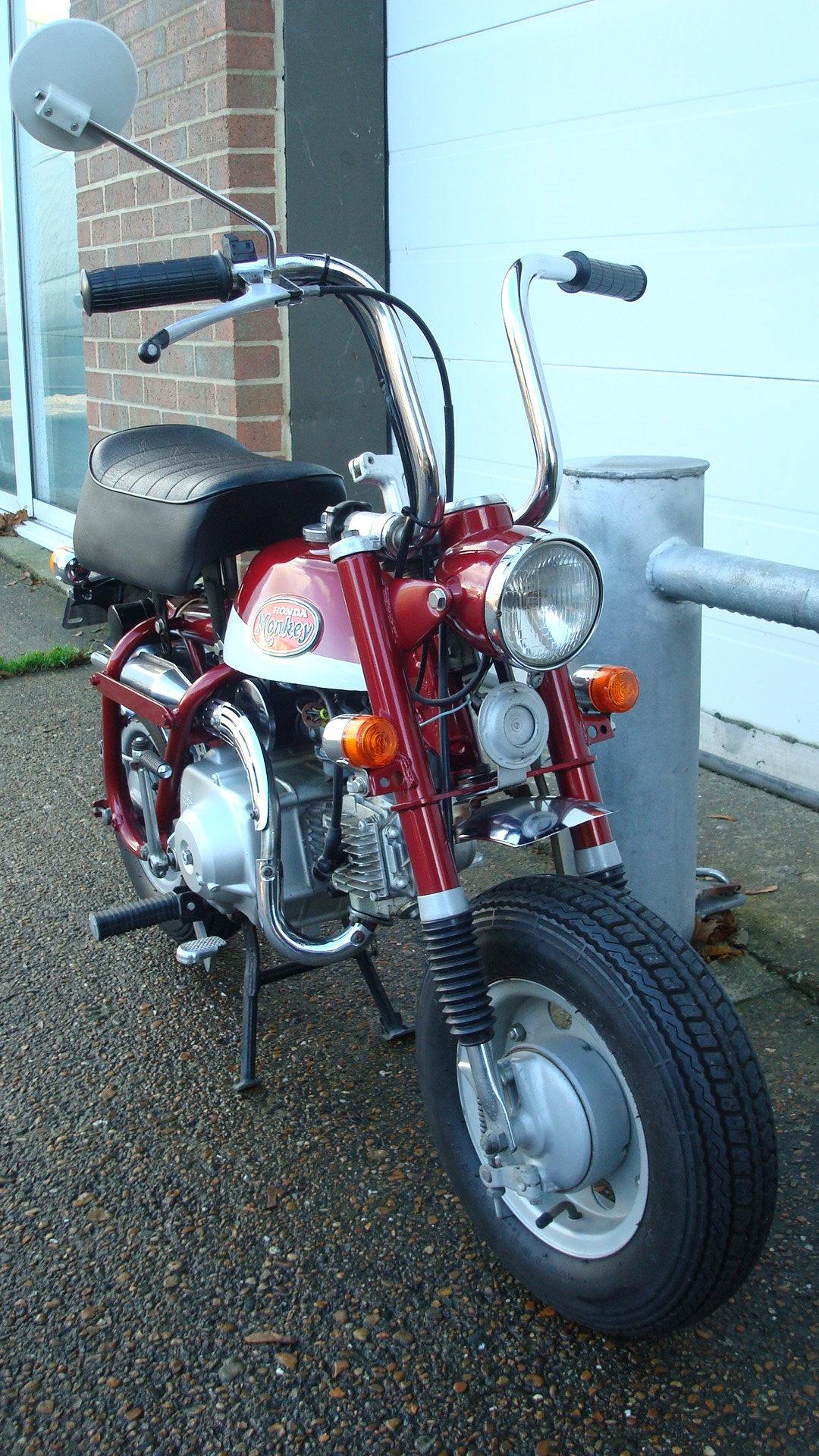 HONDA Z50 Z MONKEY BIKE 1971 JDM MODEL SOLD (picture 2 of 6)