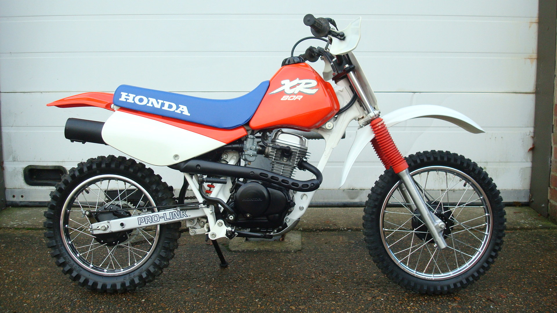 Honda XR80 R 1988 MODEL YEAR **NOS** SOLD (picture 1 of 6)