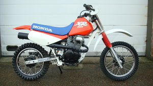 Picture of Honda XR80 R 1988 MODEL YEAR **NOS** SOLD