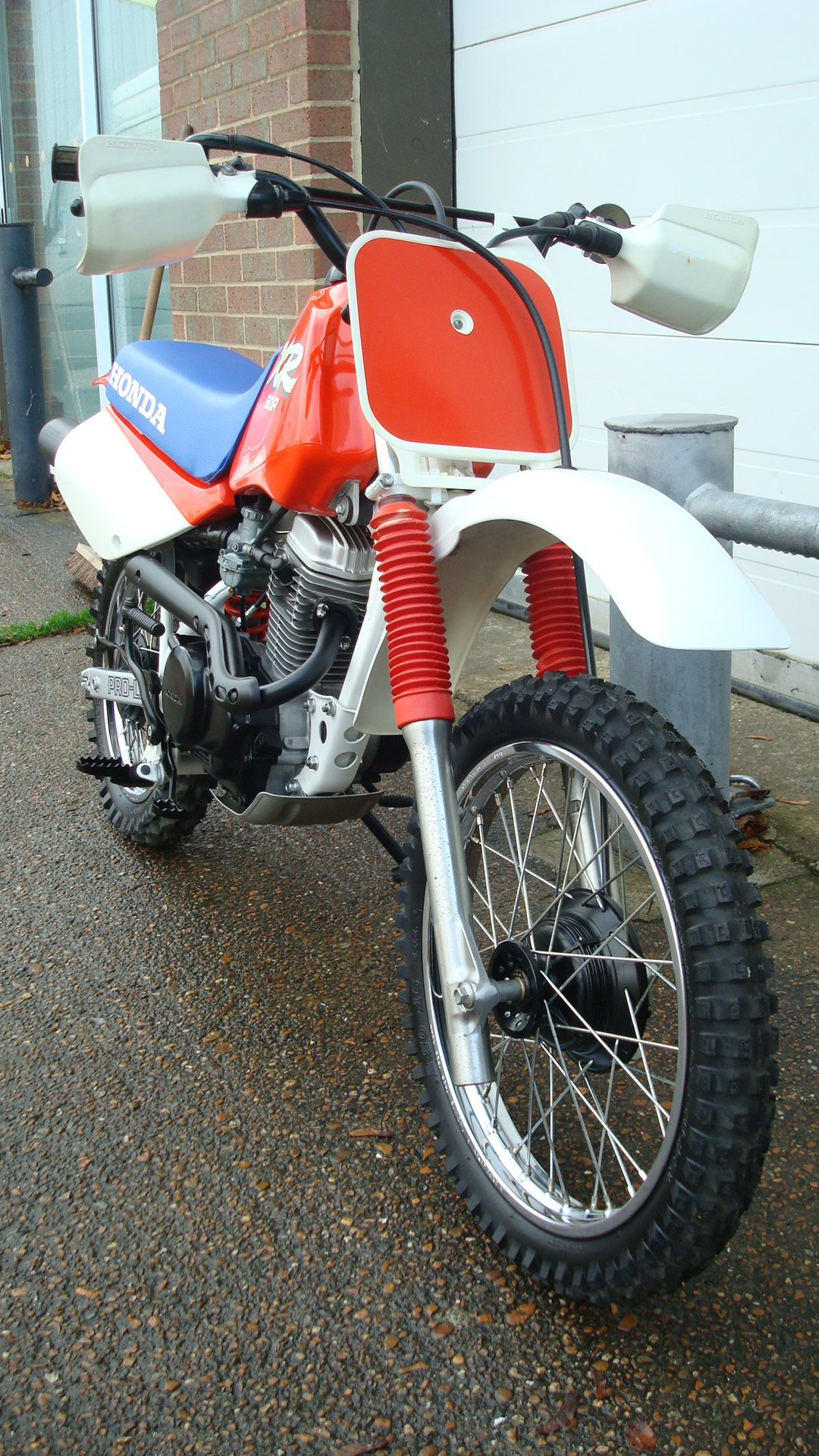 Honda XR80 R 1988 MODEL YEAR **NOS** SOLD (picture 2 of 6)