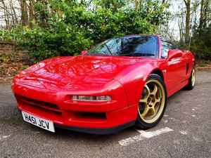 Picture of 1991 HONDA NSX 5-SPEED MANUAL